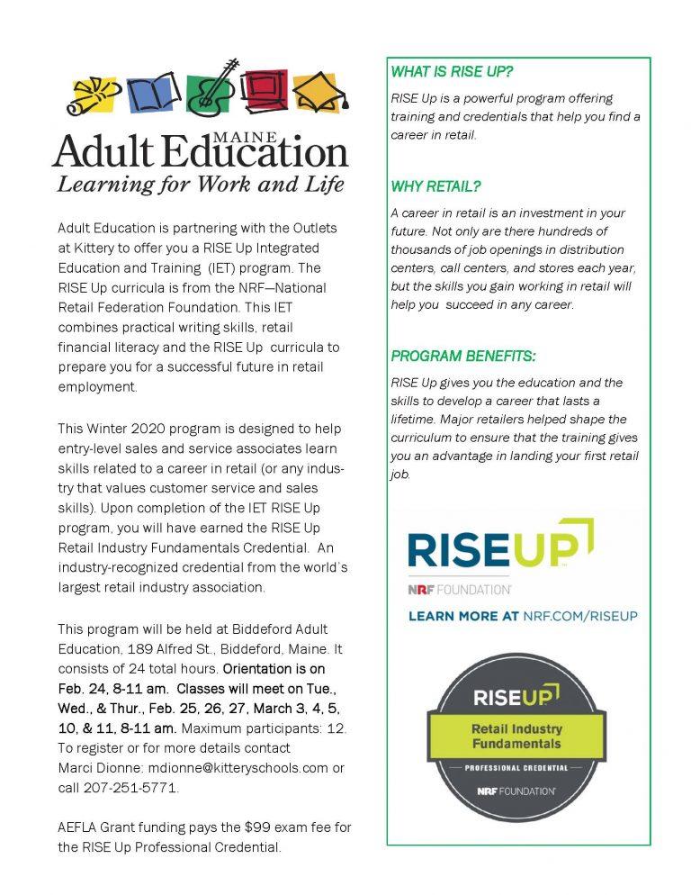 Kittery Adult Education image #2400